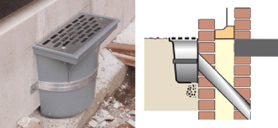 renovatiekokers ventilatie kruipruimte na spouwisolatie