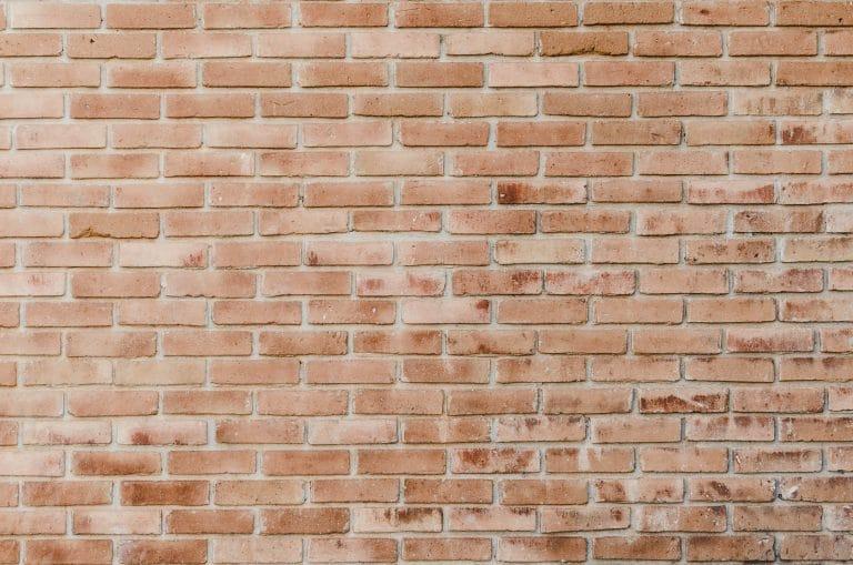 muur geschikt voor spouwmuurisolatie