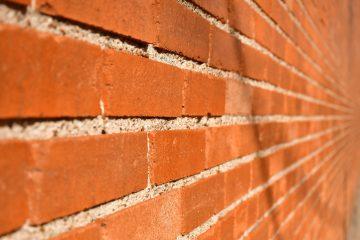muur voor spouwmuurisolatie
